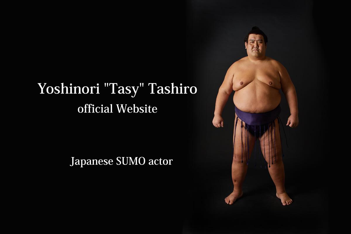 """Yoshinori """"Tasy"""" Tashiro"""